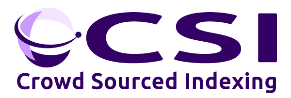 CSI: Crowd Sourced Indexing